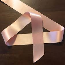silk satin ribbon rococo pink silk satin ribbon 36mm 1 1 2