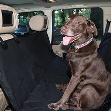 best pet seat cover auto back rear seat barrier quilted waterproof ha