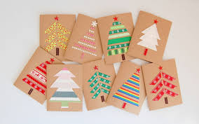 christmas cards diy christmas cards northstory