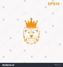 lion king vector icon stock vector 520835824 shutterstock