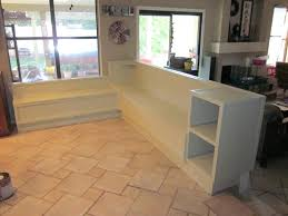 recessed storage cabinets dining room bench with modern built in