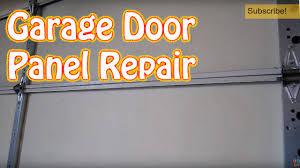 how to fix wood paneling wood garage door replacement sections wageuzi