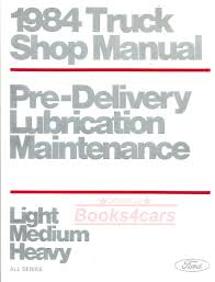 ford heavy shop service manuals at books4cars com
