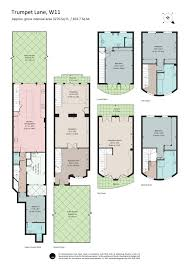 Floor Plan Measurements Colour Floor Plans U2014 Dowling Jones