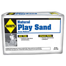 Playground Flooring Lowes by Shop Sakrete 50 Lb Play Sand At Lowes Com