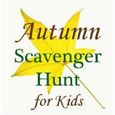 Backyard Scavenger Hunt Ideas Autumn Scavenger Hunt For Kids Jpg