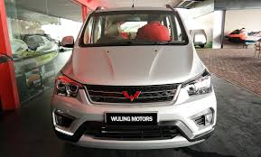 wuling logo first impression preview wuling confero s 2017 prototype