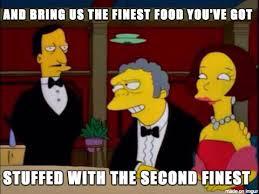 Moe Meme - fine dining with moe meme on imgur