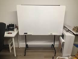 Vemund Whiteboard Magnetic Board White Wheeled Whiteboard On A Budget Stewart Curry Medium