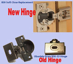 how to update cabinet hinges grass 830 upgrade replacement hinges with soft sold