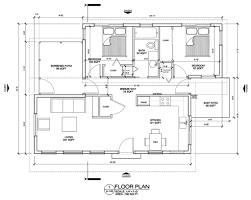 modern style house plan 2 beds 1 00 baths 730 sq ft plan 486 4