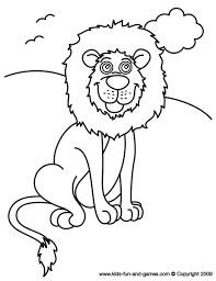 om om coloring pages lion king