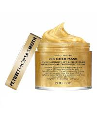 24k gold mask by peter thomas roth