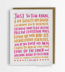 cards for sick friends empathy cards by emily mcdowell are greeting cards designed for