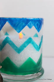 Nautical Themed Giveaways - chevron beach themed candle holders plus a 200 giveaway the