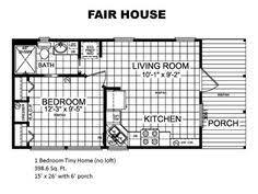 Tiny Texas Houses Floor Plans This Is The Fair House A Park Model Tiny House Sold By Pratt