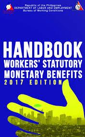 bureau vall dole handbook on workers statutory monetary benefits