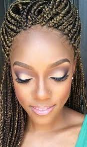 medium box braids with color tumblr 20 braids hairstyles for black women hairstyles haircuts 2016