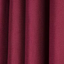 Burgundy Curtain Panels Burgundy Faux Linen Curtain Panels Top Drapery