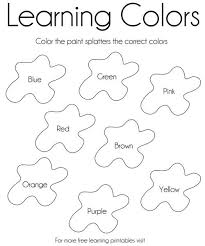 printable coloring pages to learn colors learning coloring pages coloring pages jexsoft com