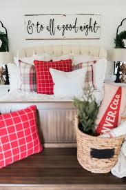 138 best bedroom christmas decor images on pinterest christmas