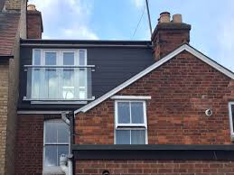 Dormer Window With Balcony Juliette Balcony Loft Conversions Oxford