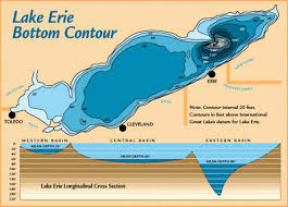 Erie Pennsylvania Map by Protecting Lake Erie In Ohio The Nature Conservancy