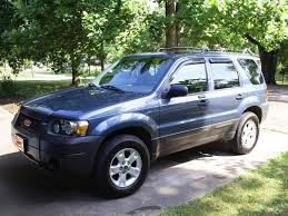 Ford Escape Specs - 2005 ford escape information and photos zombiedrive