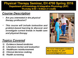 Physical Therapist Aide Salary Physical Therapy Seminar About Physical Therapy