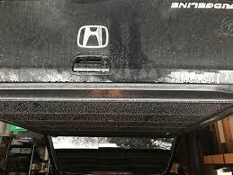 honda ridgeline retractable truck bed covers by peragon cover on honda ridgeline black edition