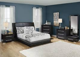 verona 8 pc faux leather king bedroom w 3 pc dresser chest