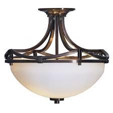 Bronze Semi Flush Ceiling Light by Oil Rubbed Bronze Semi Flush Ceiling Light U2014 Home Design