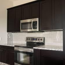 kitchen backsplash ideas with dark cabinets joe if we do dark cabinets i don t think the gray engineered wood