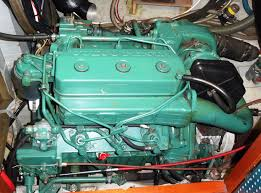 diy boat restoration blog a replacement engine is finally found