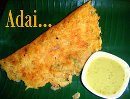 tamil cuisine recipes adai recipe in tamil protein rich food