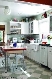 marvelous design inspiration retro kitchen ideas fresh decoration