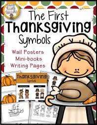 the thanksgiving symbols notebook easy peasy teaching