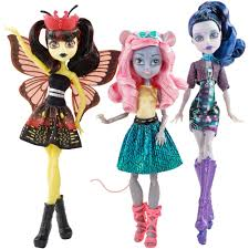 Halloween Monster High Doll Monster High Boo York Boo York Character Doll Bundle Walmart Com