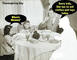 boycott shopping on thanksgiving retailers are forcing their