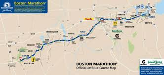 Marathon Florida Map by Case Study Boston Marathon Bombing