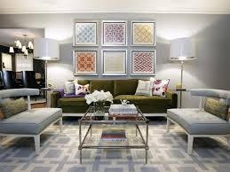 living room unique abstract painting fireplace art ideas