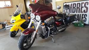 2011 triumph rocket iii touring motorcycles for sale