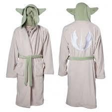robe de chambre wars wars yoda