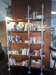 Industrial Pipe Bookcase 524 Best Industrial Pipe Shelves Images On Pinterest Industrial