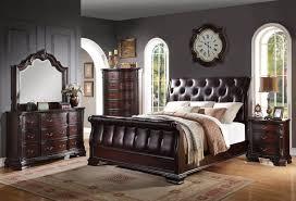 Sleigh Bed Set Sheffield Sleigh Bedroom Set Katy Furniture