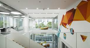 hi tech house schmidt hammer lassen transformed a boring office building into a