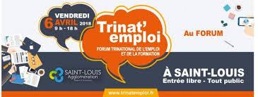 chambre des metiers alsace trinat emploi forum trinational de l emploi des métiers et de la