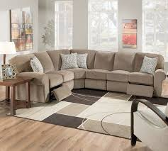 Sectional Sofa Reclining Sectional Sofa Recliner Modern Style Home Design Ideas