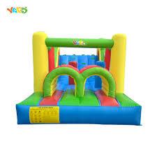 yard 6 in 1 bouncy castle outdoor trampoline backyard inflatable