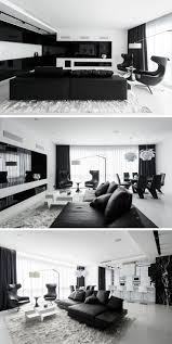 Black And White Interiors by Best 25 Black Interior Design Ideas On Pinterest Black